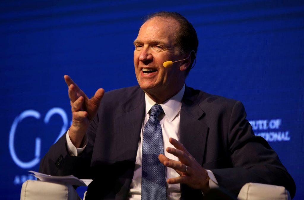 world bank, david malpass