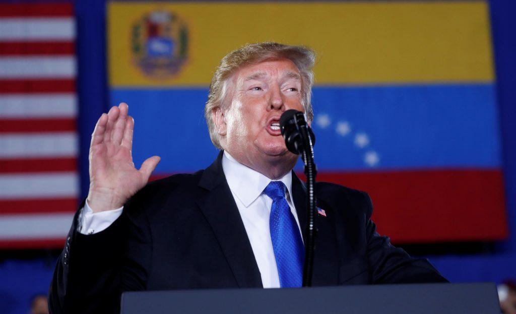 trump venezuela