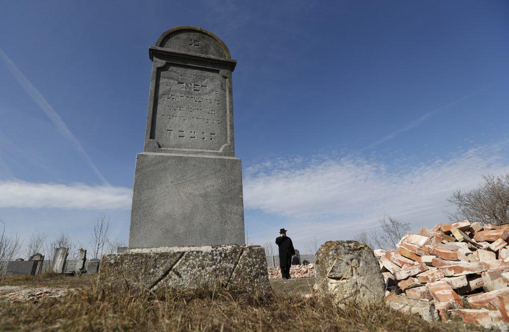 jewish cemeteries