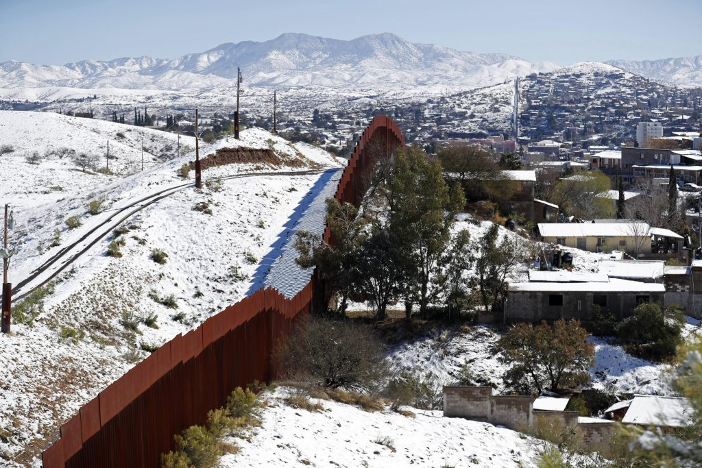 emergency declaration border wall