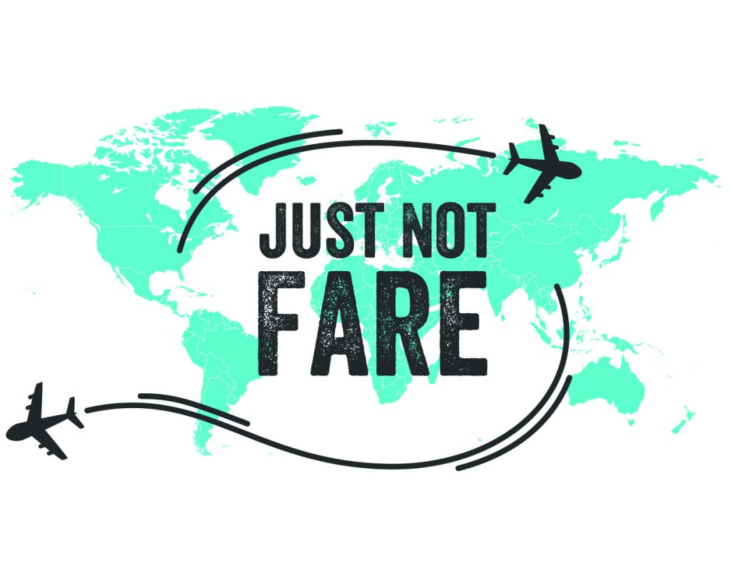 just not fare