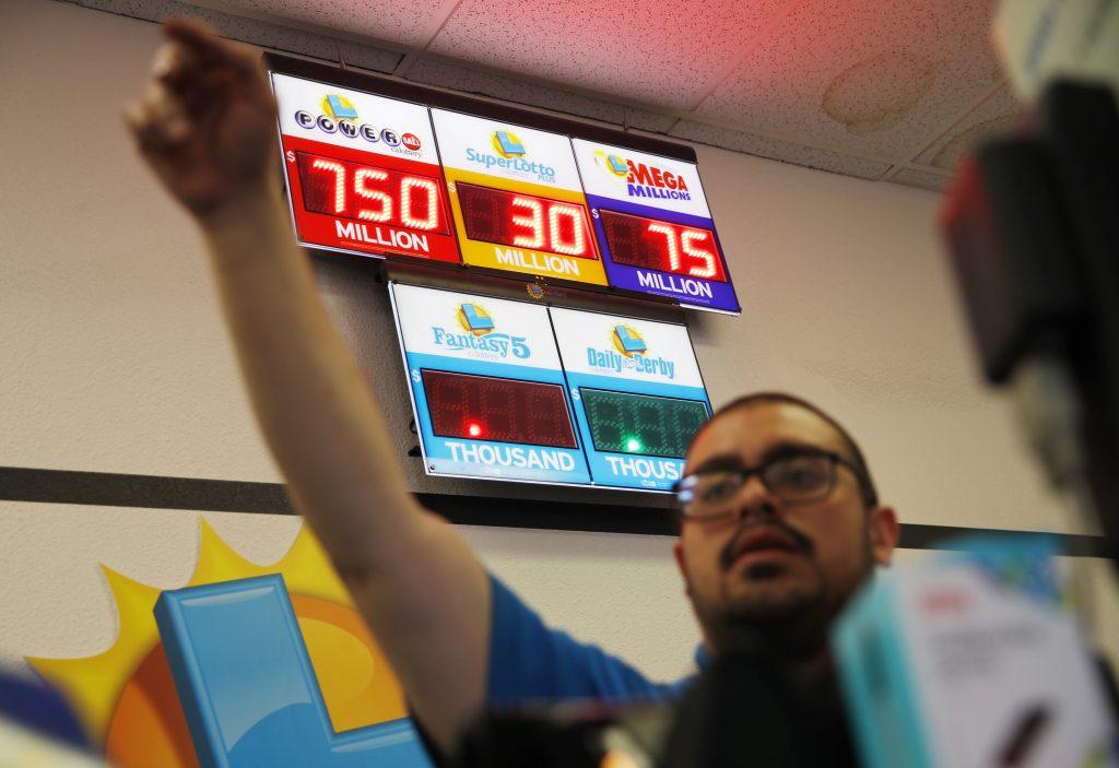 Winning $768M Powerball Ticket Sold in Wisconsin | Hamodia com