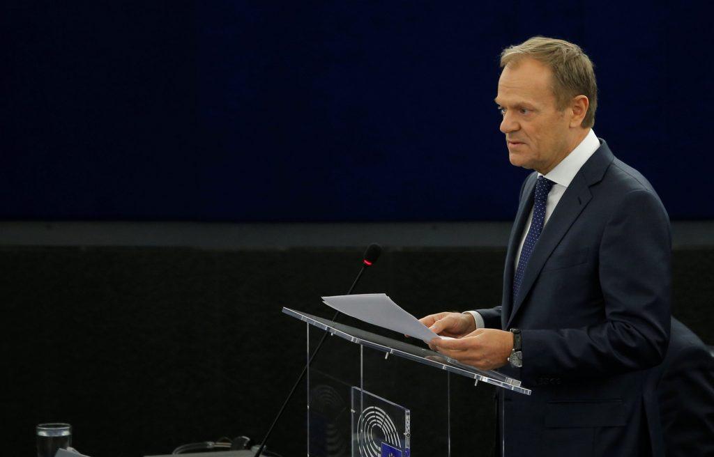 Tusk: EU Leaders to Meet on Brexit on April 10   Hamodia.com
