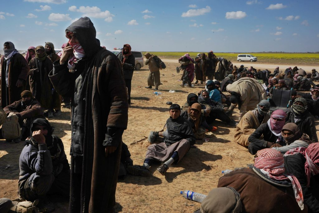islamic state syria