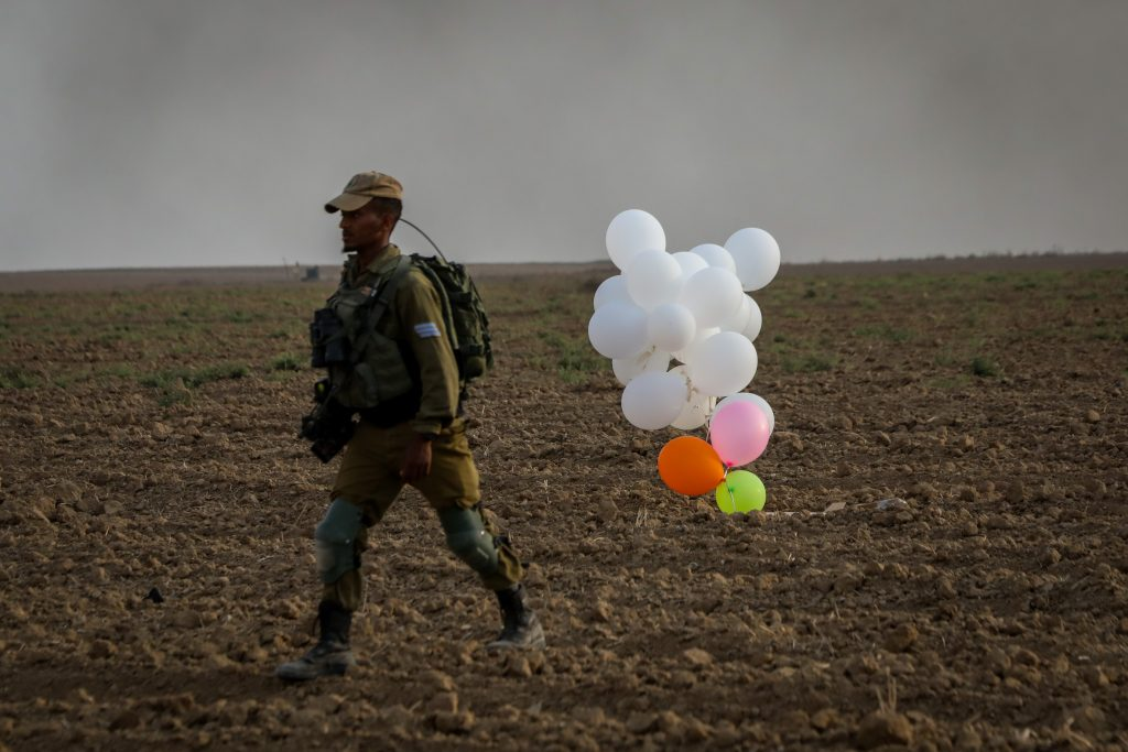 gaza terror