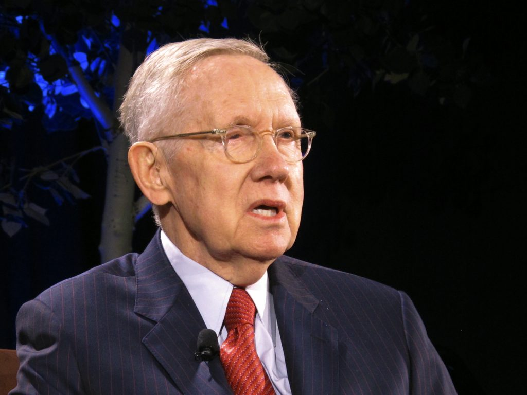 harry reid anti-semitism