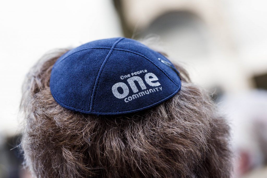 germany yarmulke