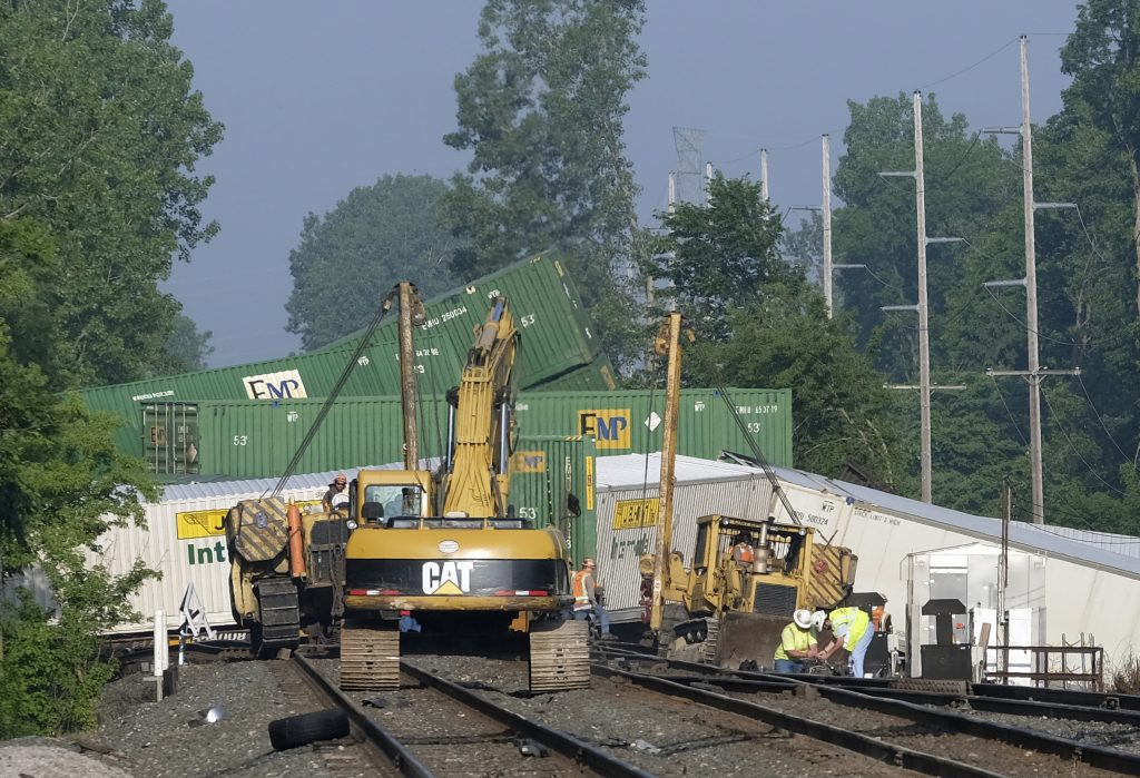Train Derailment Ohio