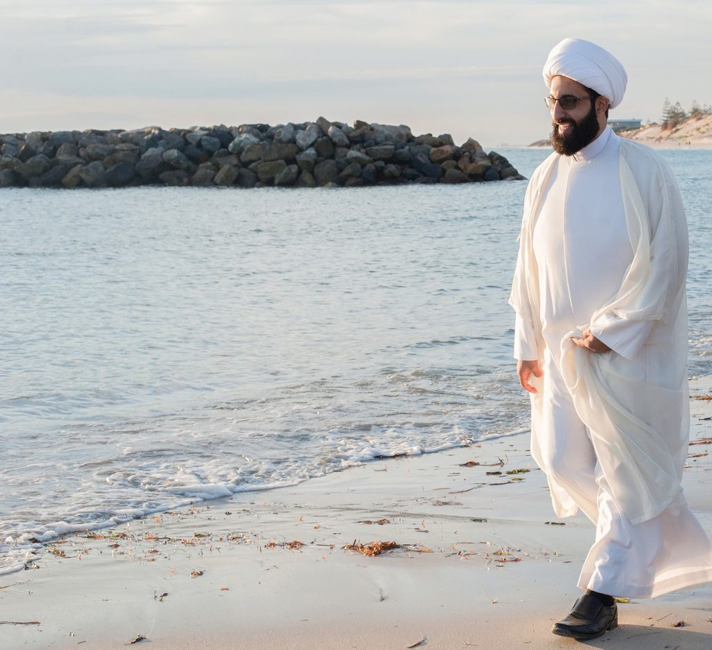 Imam on a Mission