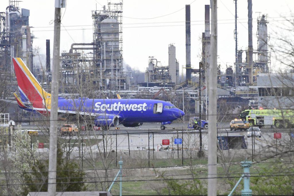 southwest FAA