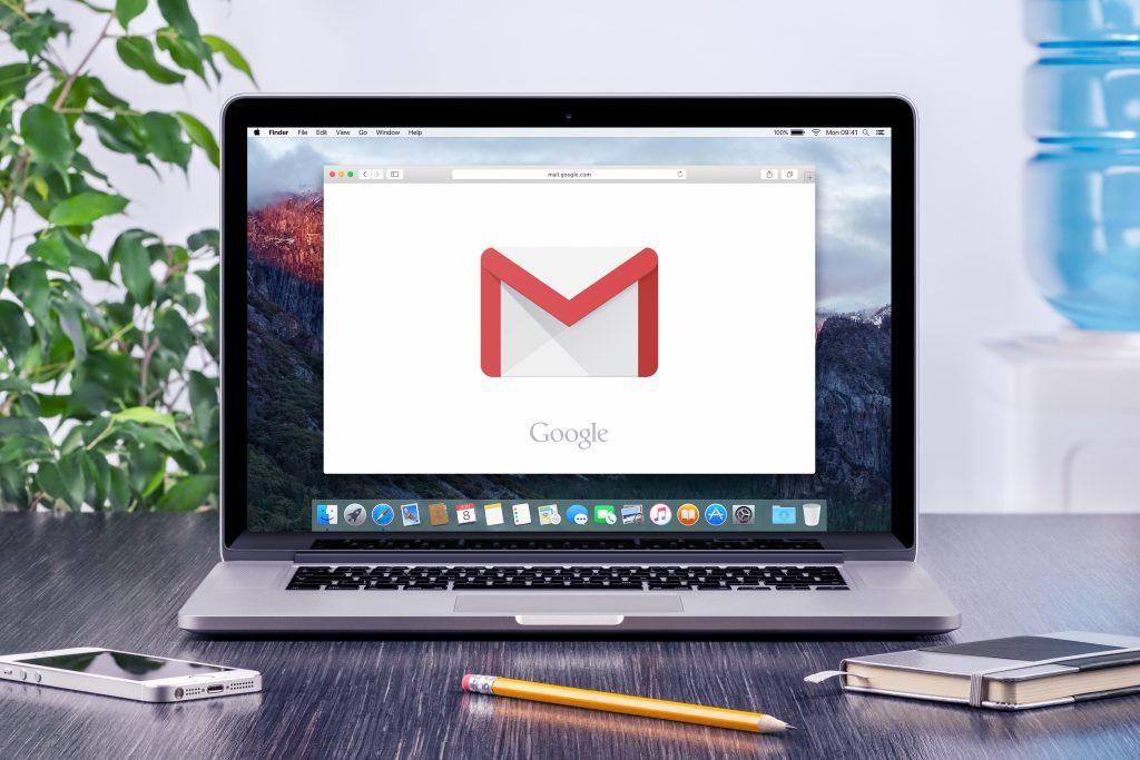 gogole outage, gmail