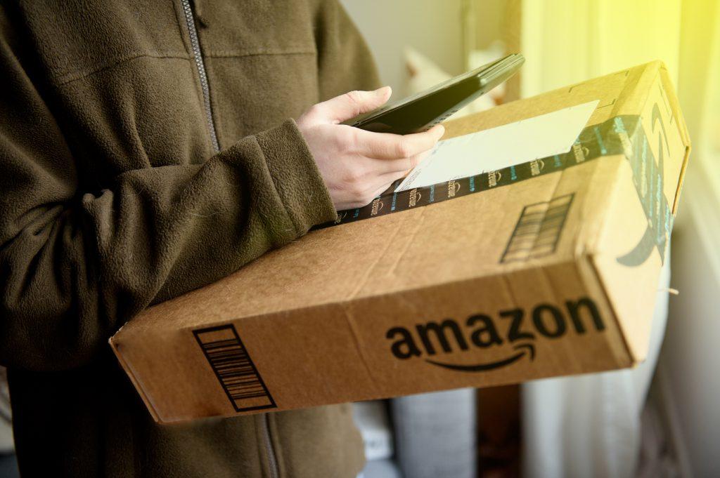 delivery video, amazon, amazon video