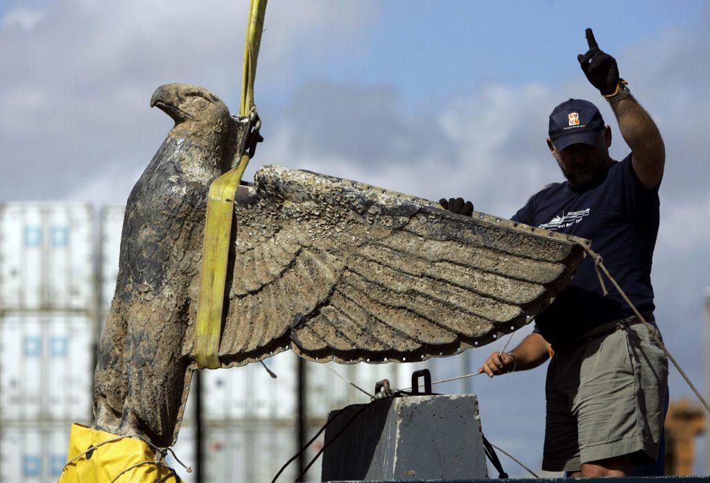 uruguay eagle
