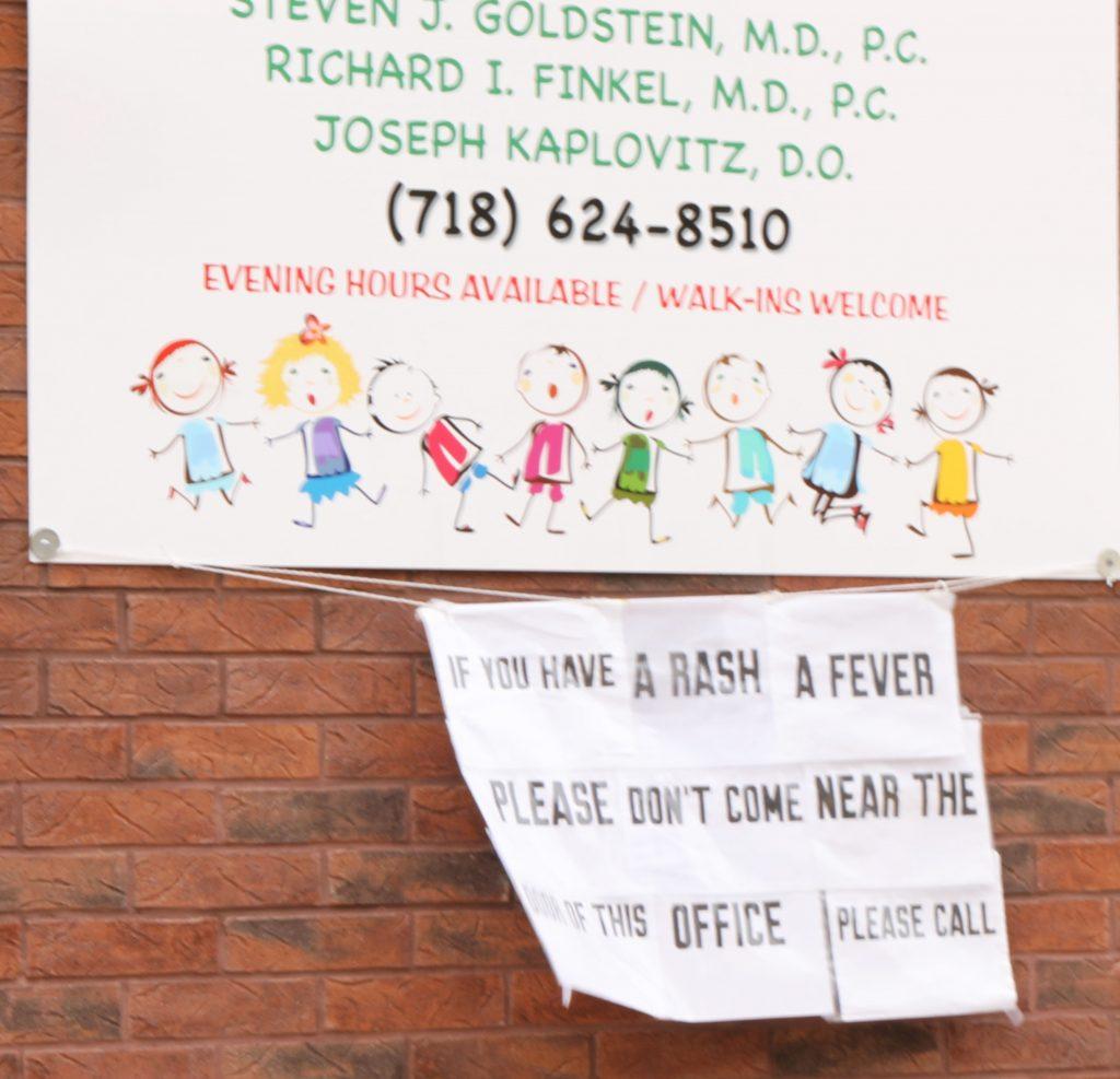 williamsburg measles