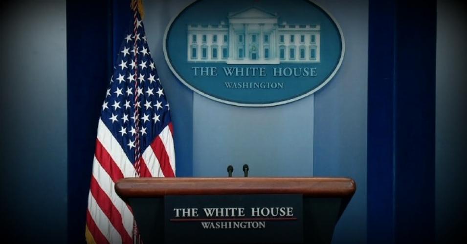 white house press secretary, white house briefing room