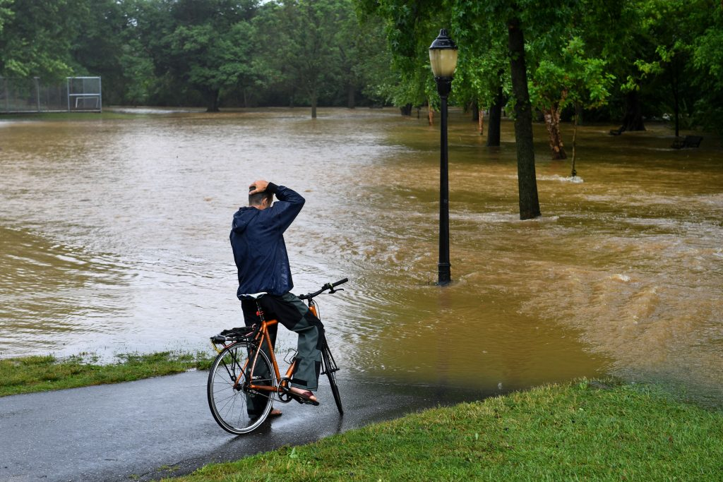 washington flooding