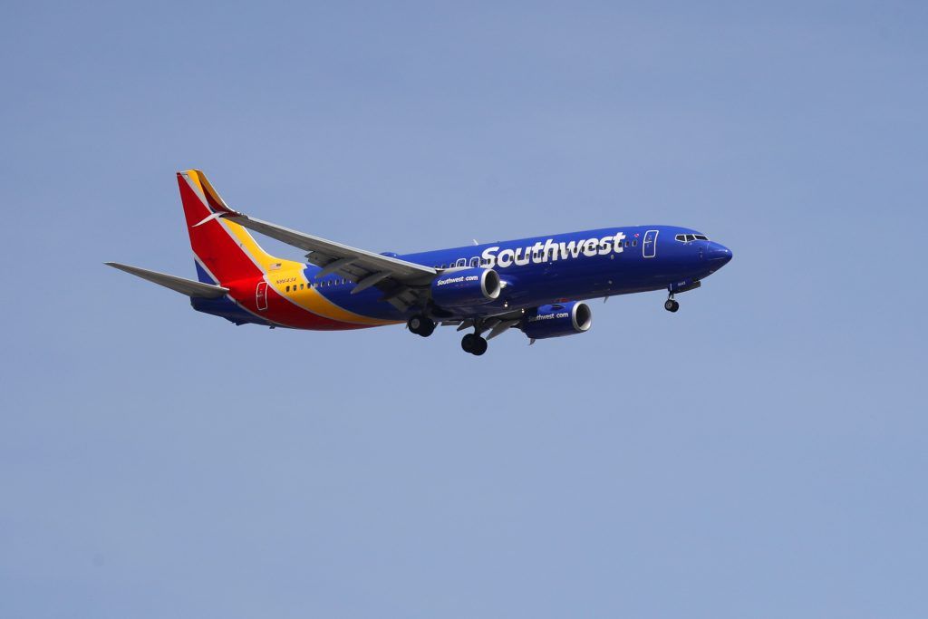 southwest airlines newark