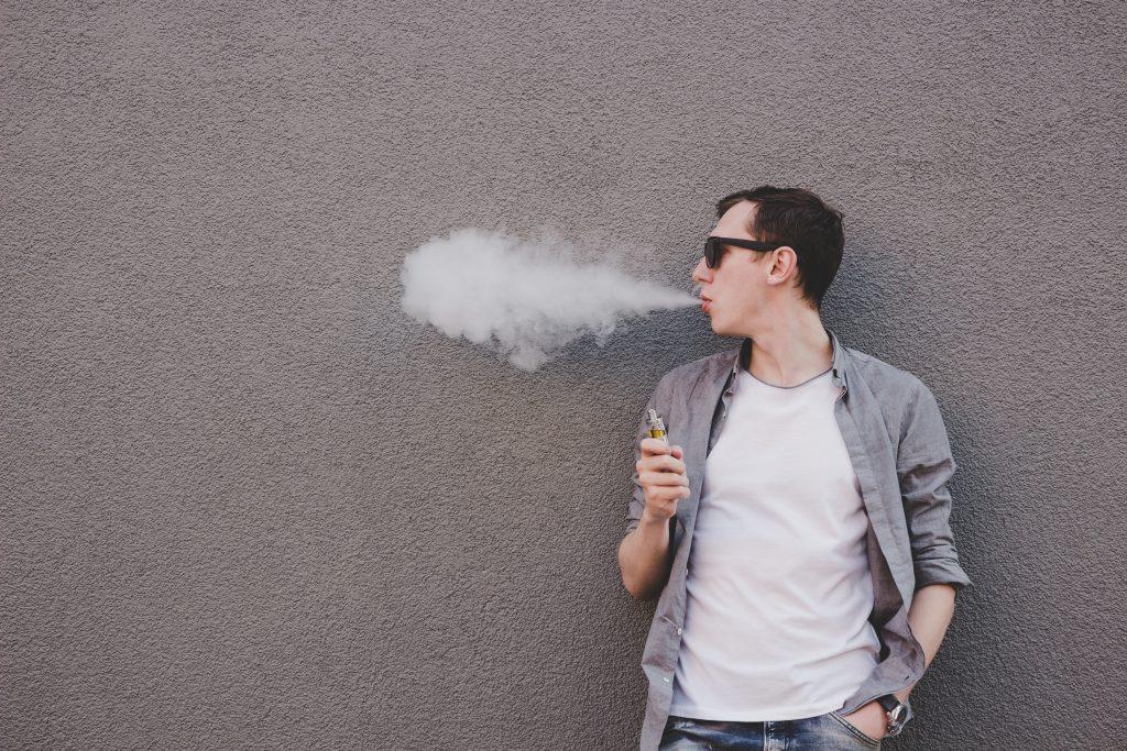 tobacco 21, vaping