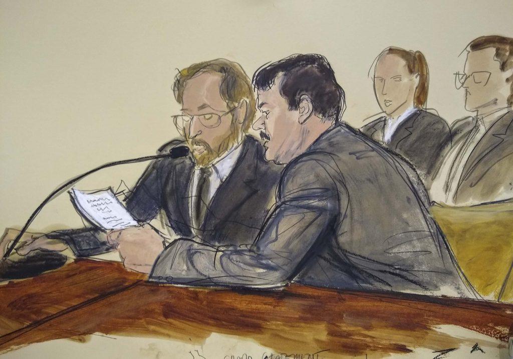 el chapo sentenced