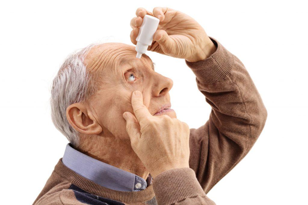 eye drops recall