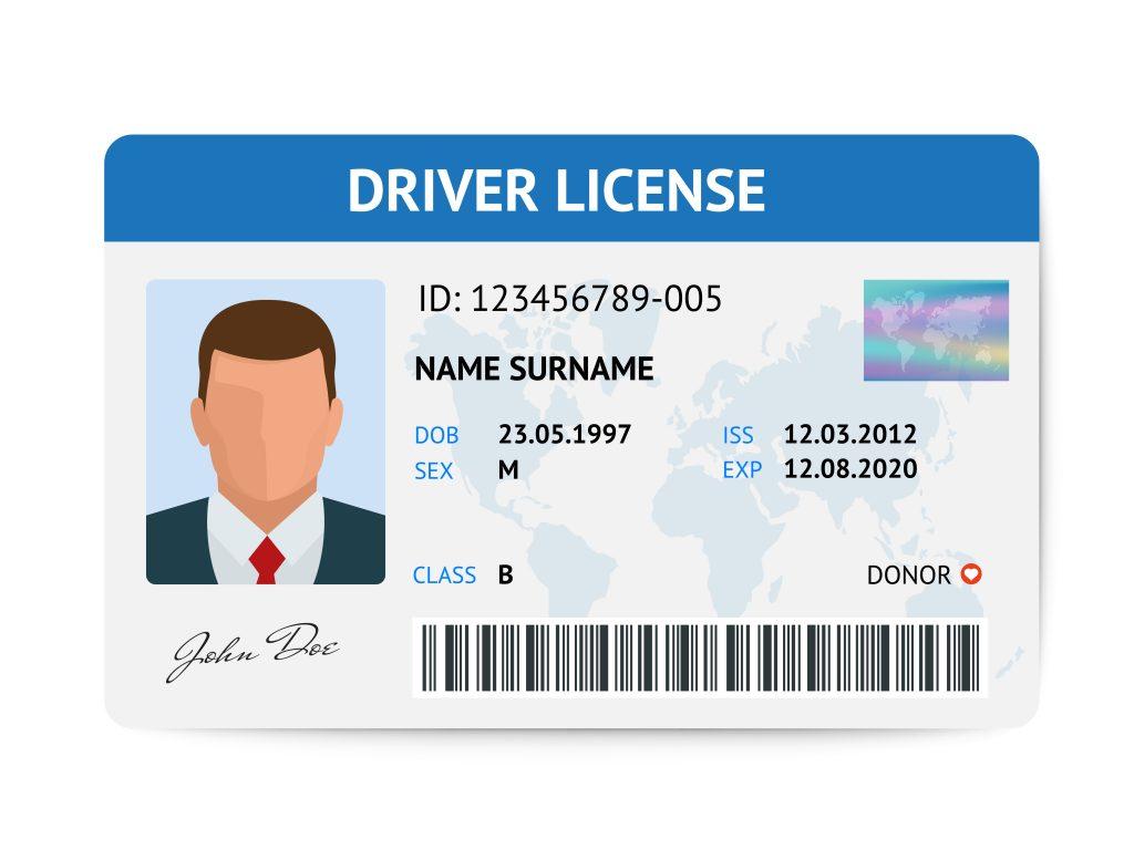 license facial recognition