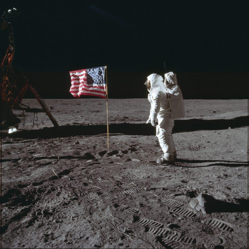 50th anniversary moon
