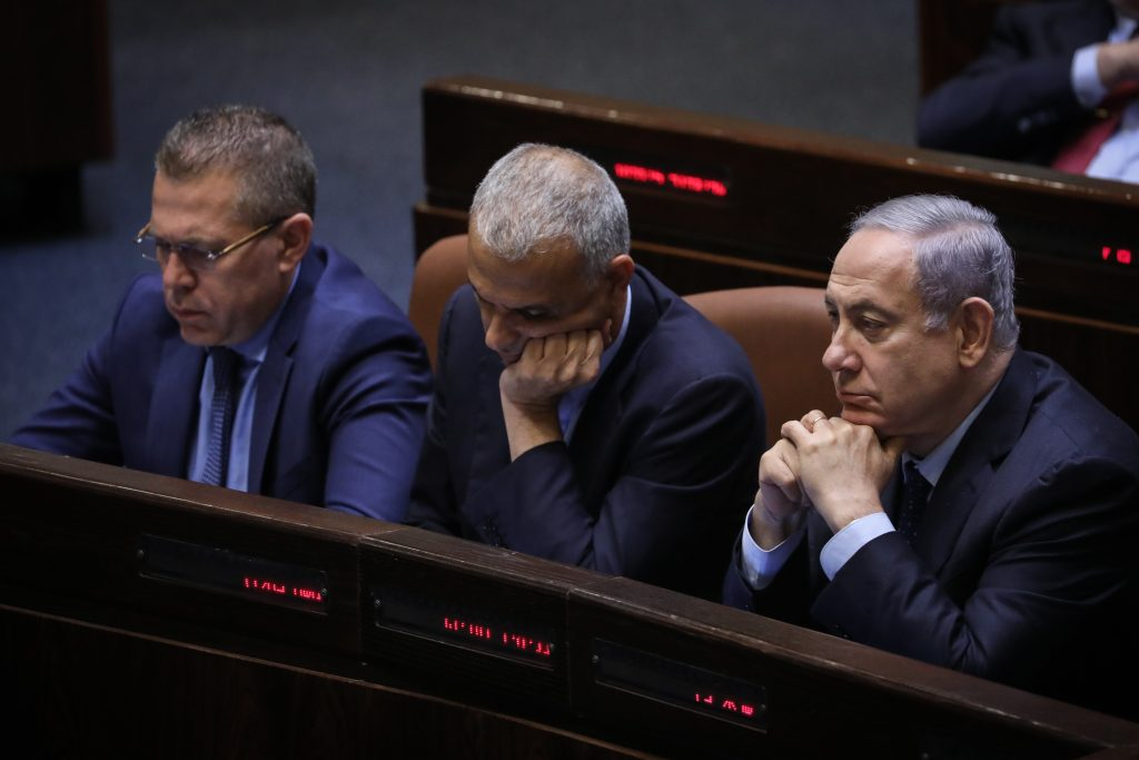 israel budget
