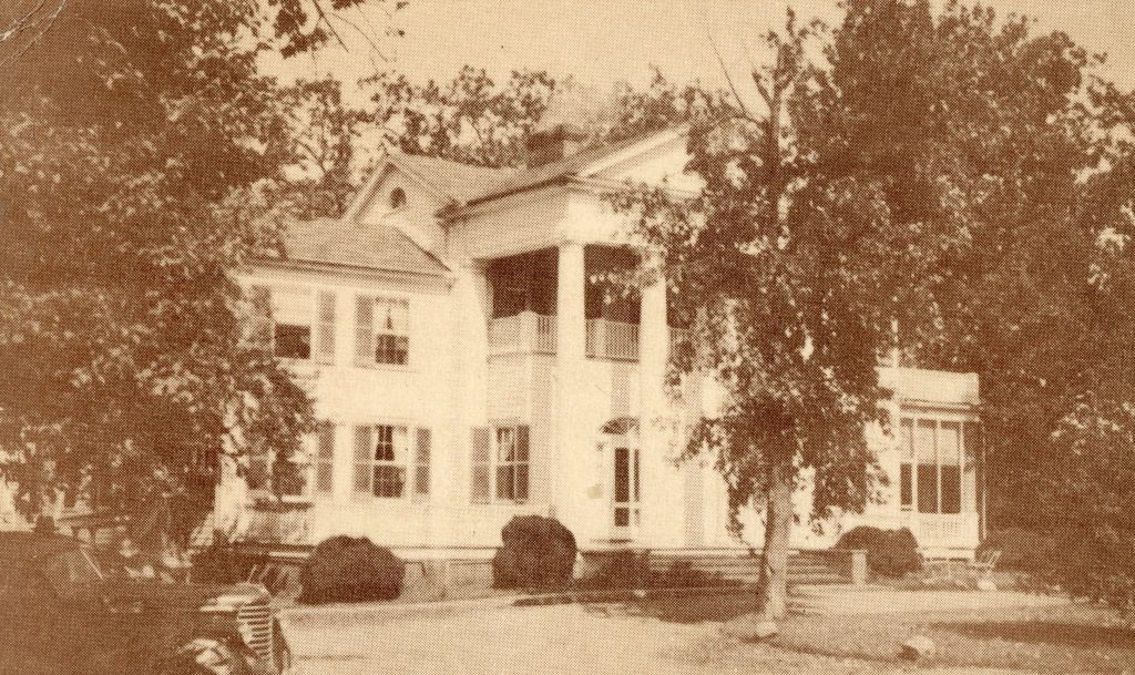 Collingwood mansion