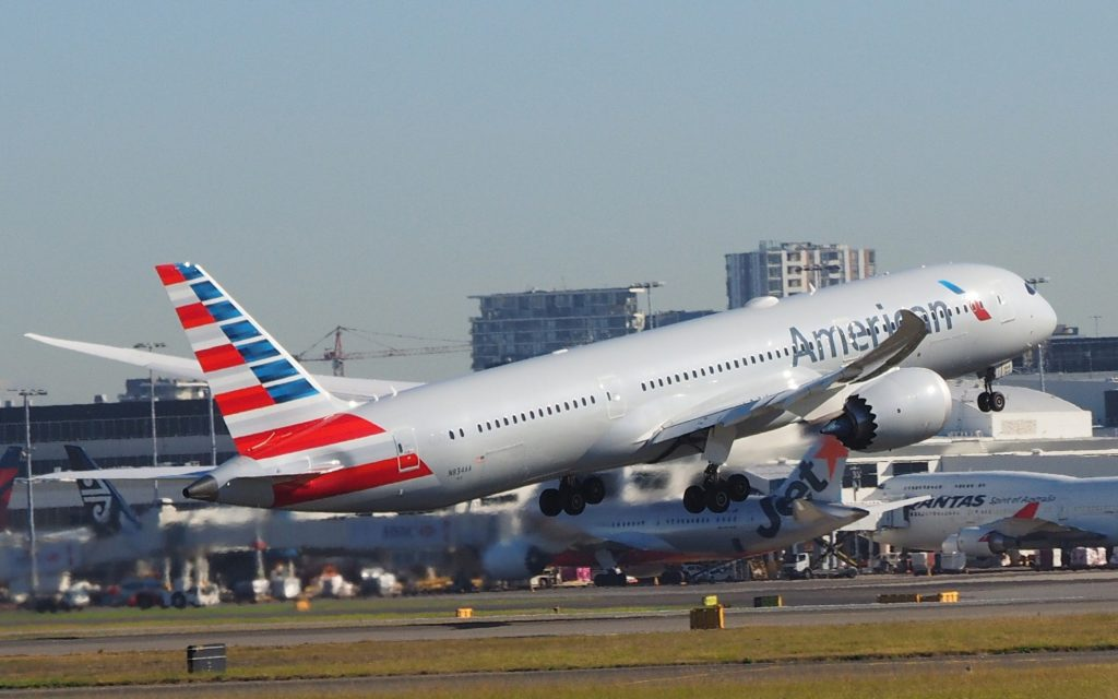 american airlines israel