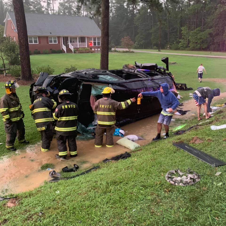 north carolina accident