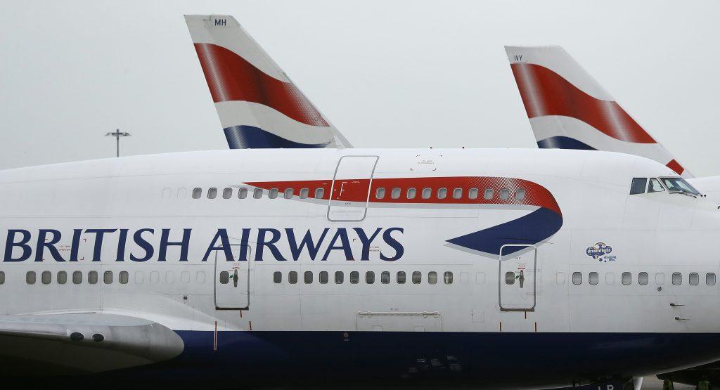 british airways outage