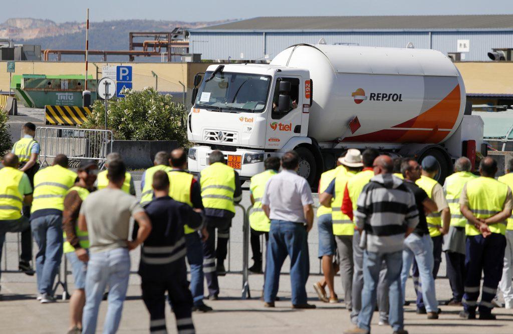 portugal strike