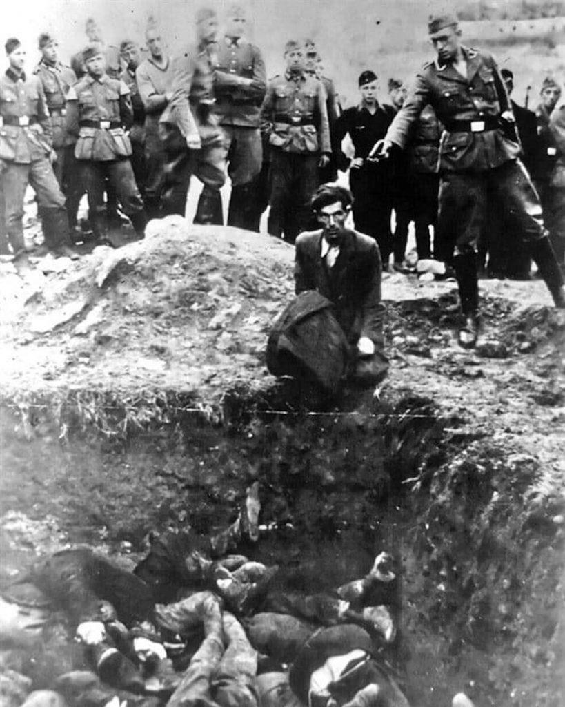 amazon holocaust