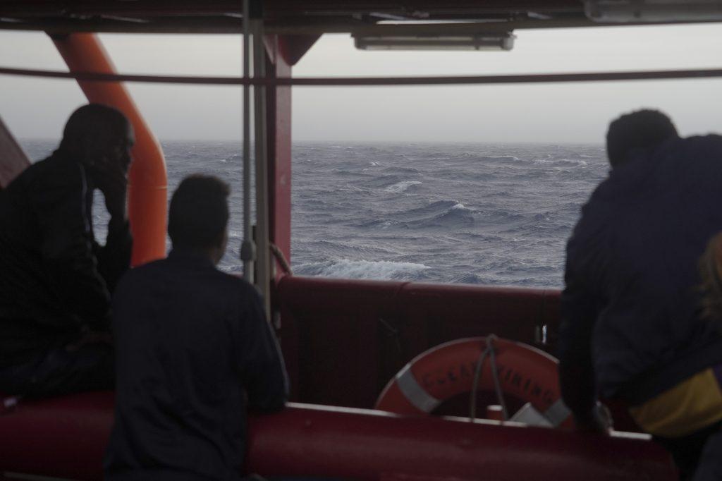 migrant ship
