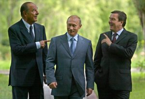 Jacques Chirac died