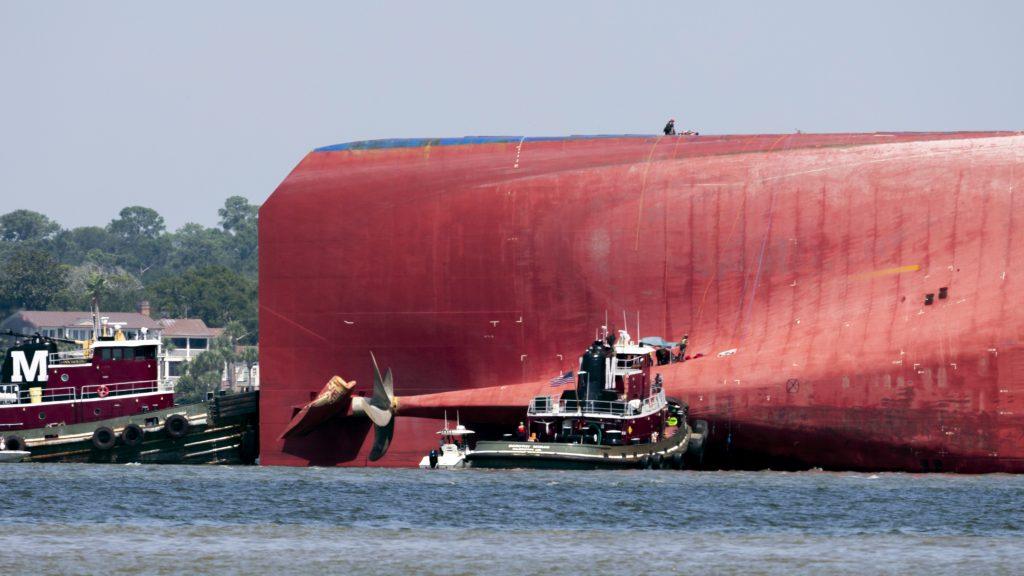 coast guard korean ship