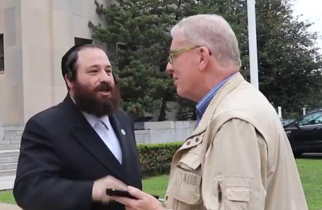 rockland anti-semitism