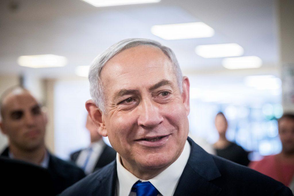 netanyahu elections