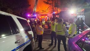 greenwald caterers fire