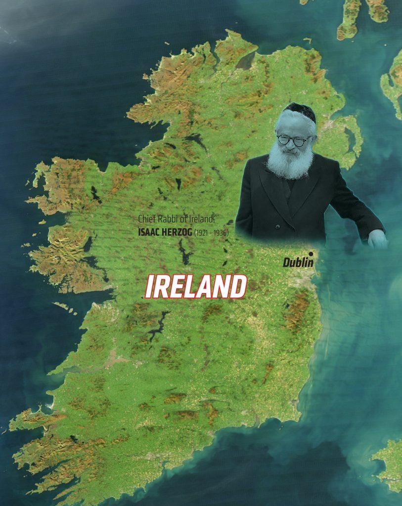 jews ireland