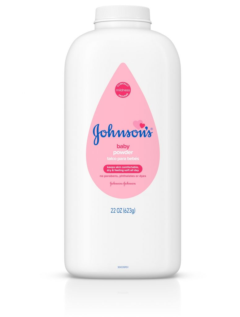 johnson & johnson baby powder recall