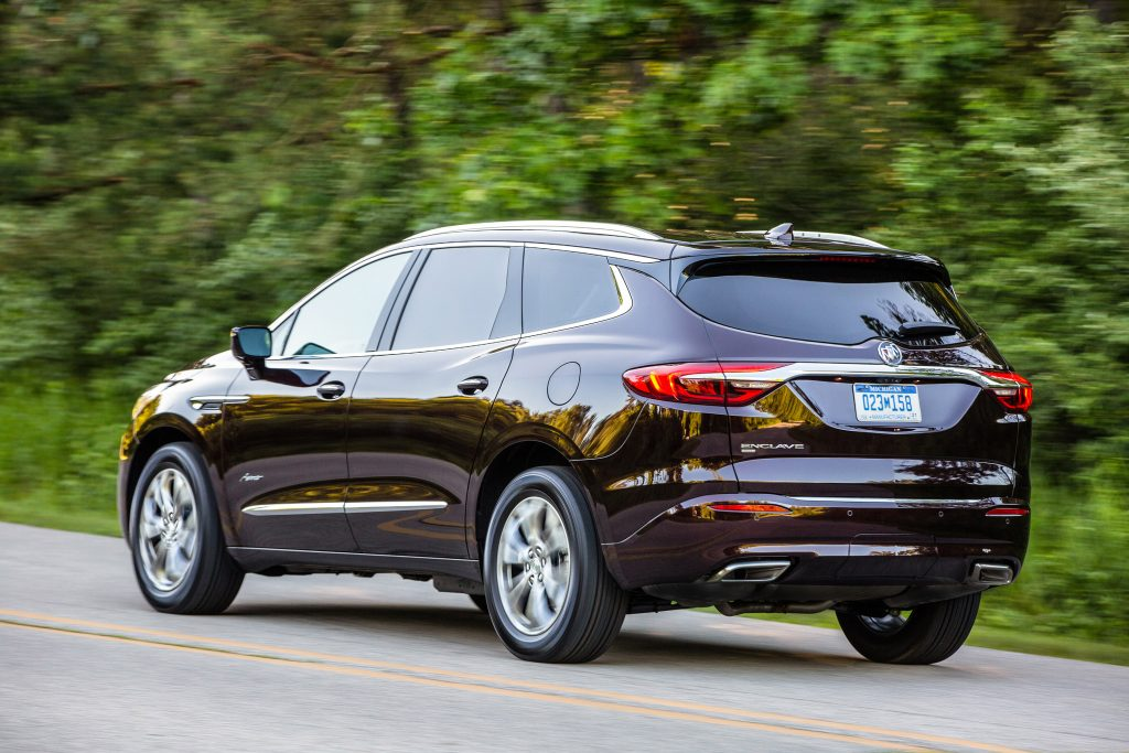 Buick Enclave 2020 Review.Auto Review Buick Enclave Crossover Returns For 2020 With