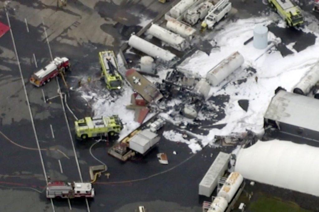 b-17 crash