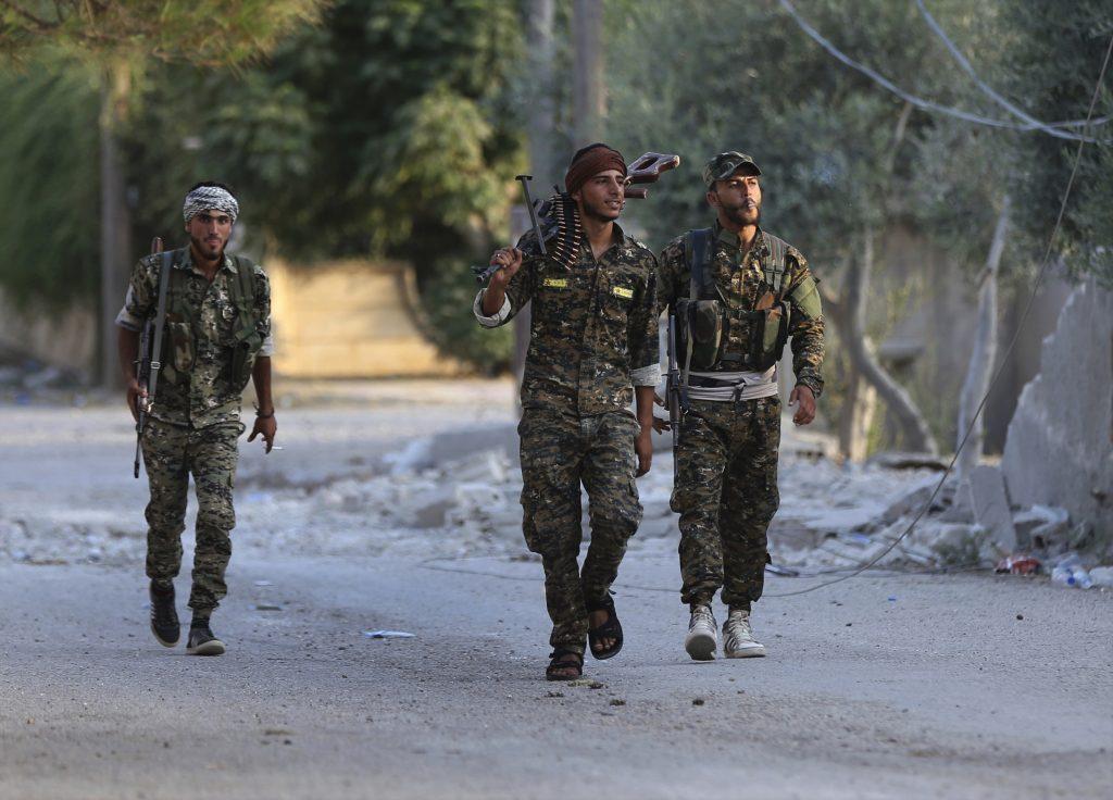 kurds baghdadi