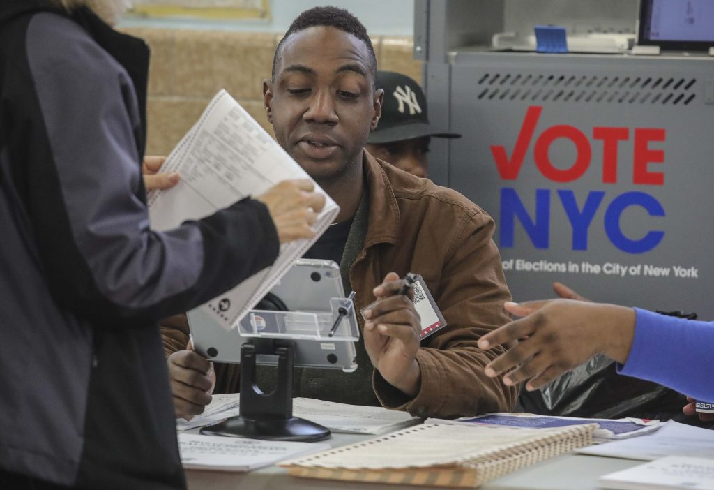 early voting new york