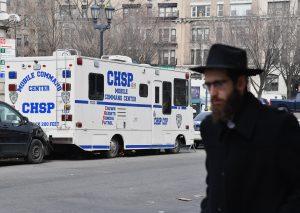 anti-semitism crown heights