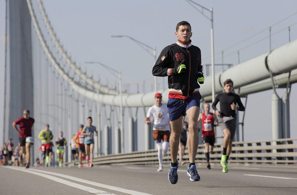 nyc marathon streets