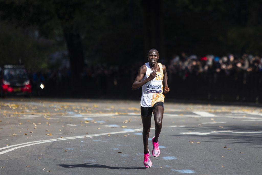 nyc marathon winners