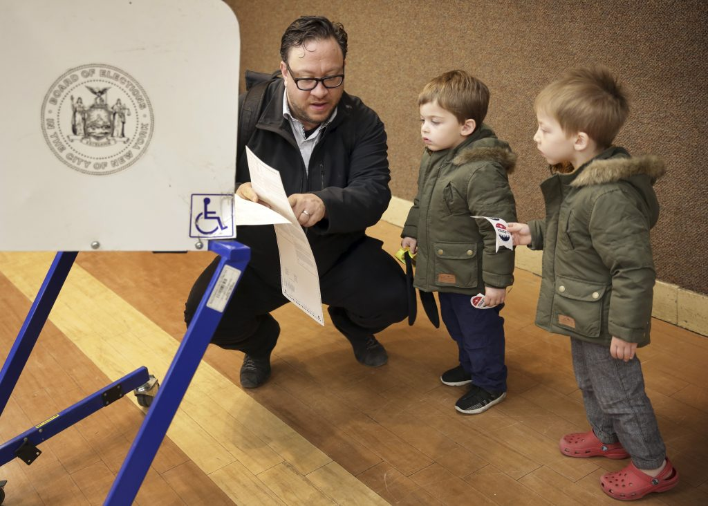 new york elections, new york ballot questions