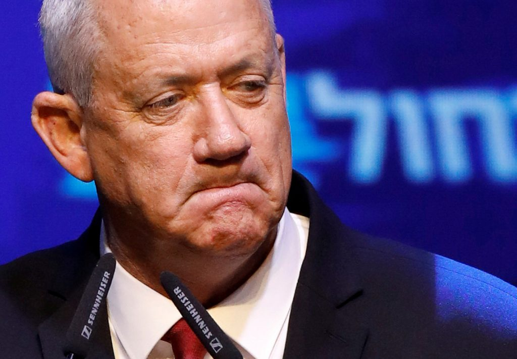 israel government, gantz government, israel elections